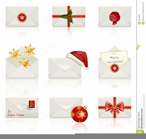 Clipart for envelopes clip royalty free download Christmas Clipart For Envelopes | Free Images at Clker.com - vector ... clip royalty free download