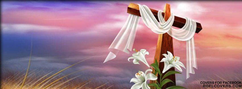 Clipart for facebook cover photo easter week png black and white download Holiday Events Happy Easter Religion Religious Cross Lord God ... png black and white download