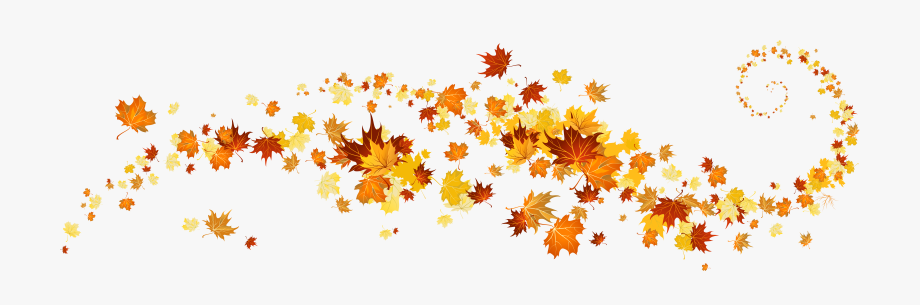 Clipart for fall clipart library stock Decorative Banner Background Clipart - Fall Leaves Banner Clip Art ... clipart library stock