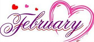 Clipart for february jpg freeuse stock Free February Clipart jpg freeuse stock