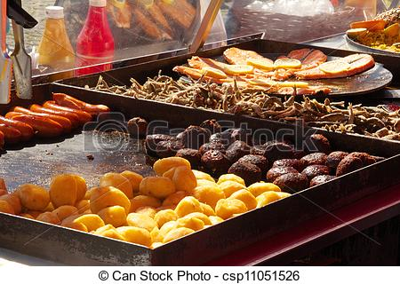 Clipart for finland food banner library Stock Photo of Street food in Helsinki, Finland - Street food in ... banner library