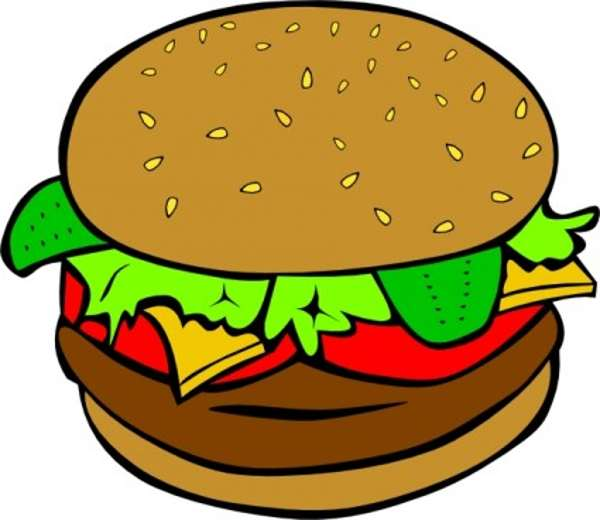 Clipart for food. Clip art of images