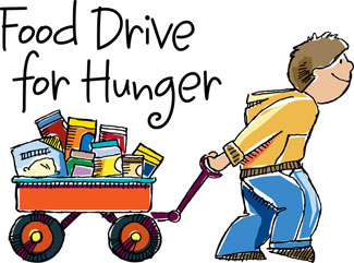 Clipart for food drive freeuse library Food Drive Clipart - Clipart Kid freeuse library