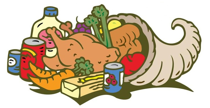 Clipart for food drive jpg library Food bank drive thank you clipart - ClipartFest jpg library