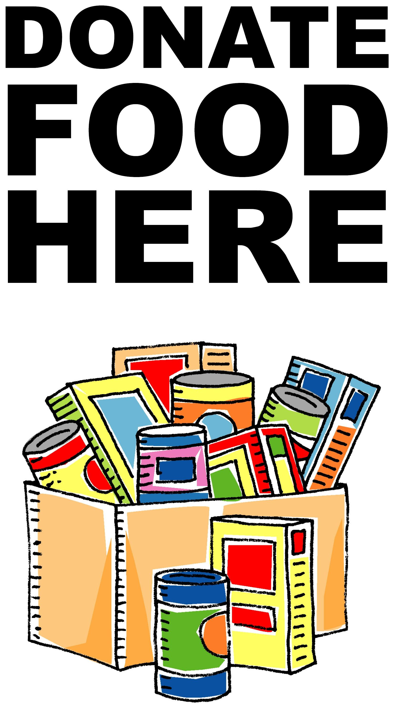 Clipart for food drive image free library Clip Art Food Pantry Donations Clipart - Clipart Kid image free library