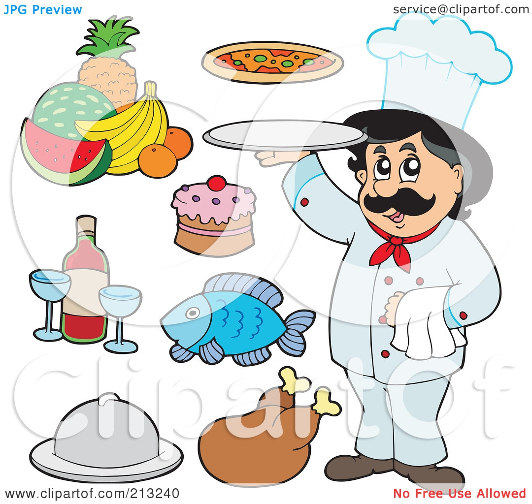 Clipart for food items clip art royalty free Clipart Of Food Items - clipartsgram.com clip art royalty free