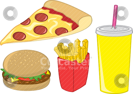 Clipart for food items image library library Food Items Clipart - Clipart Kid image library library