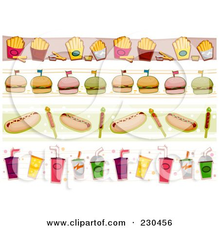 Free clip art downloads. Clipart for food misc