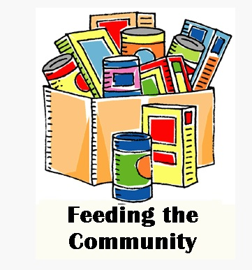 Clipart for food pantry graphic black and white library Free food bank clipart - ClipartFest graphic black and white library