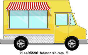 Clipart for food truck image royalty free download Food truck Clipart and Illustration. 2,009 food truck clip art ... image royalty free download