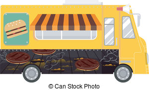 Clipart for food truck jpg free download Food truck Clipart and Stock Illustrations. 2,536 Food truck ... jpg free download