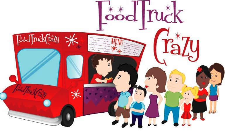 Clipart for food truck picture free Food Truck Clipart - Clipart Kid picture free