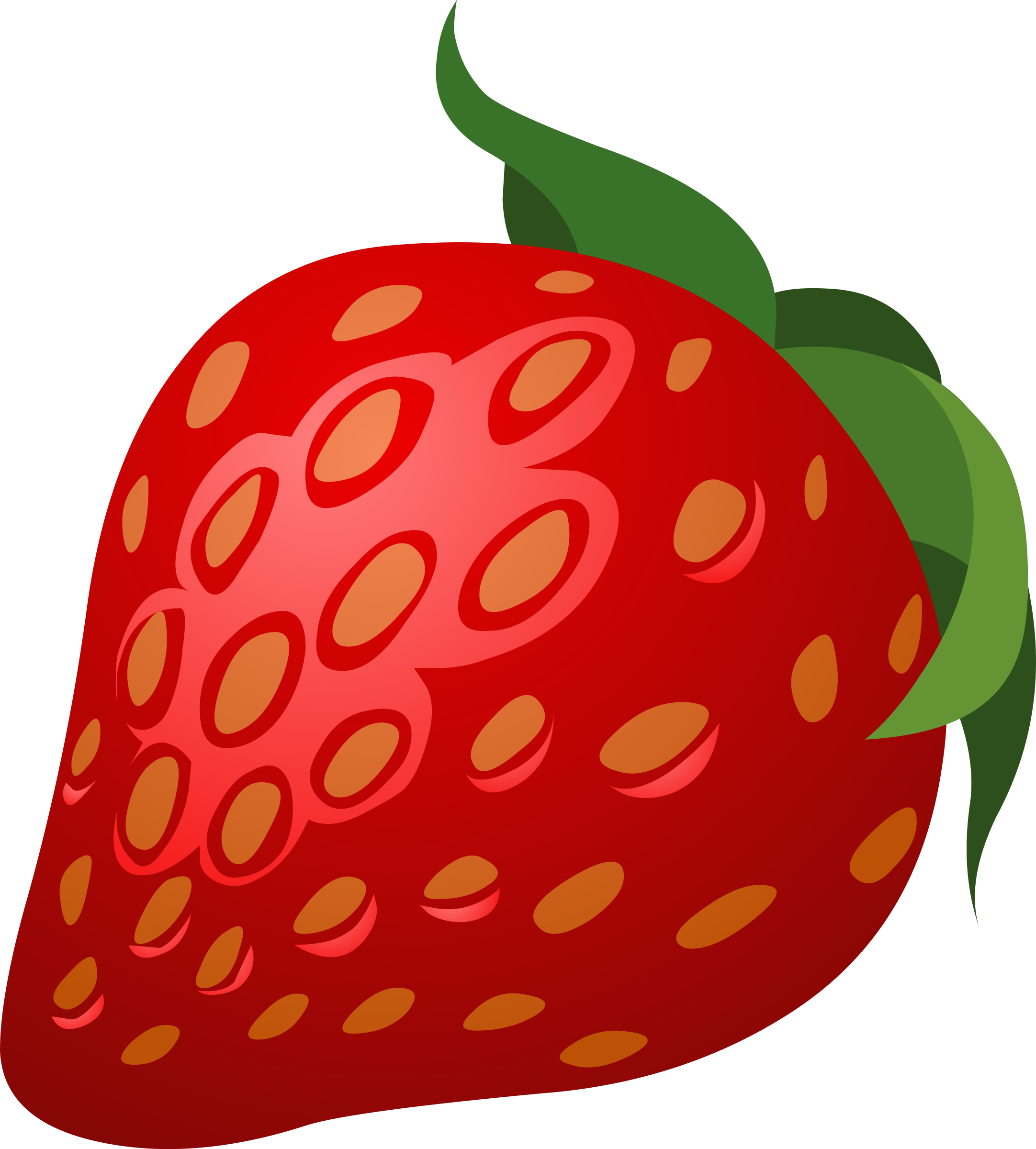 Clipart for food png transparent library Clipart - Food Strawberry png transparent library