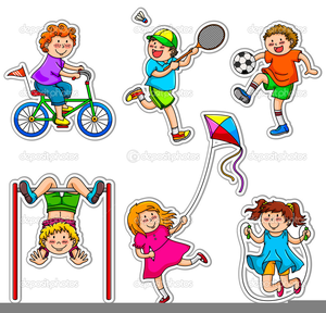 Clipart for games clip art free stock Kids Playing Video Games Clipart | Free Images at Clker.com - vector ... clip art free stock