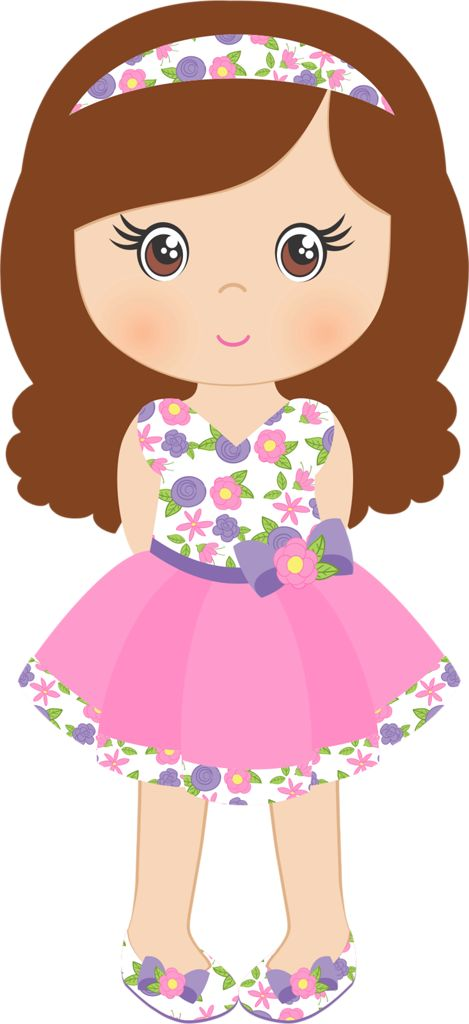 Girls cliparts image freeuse stock 0 ideas about girl clipart on stickers printable 4 - Cliparting.com image freeuse stock