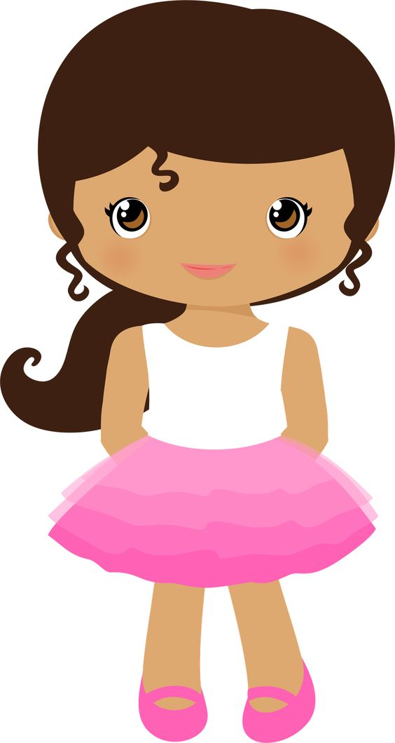 Clipart girl picture freeuse 27+ Clipart Girls | ClipartLook picture freeuse
