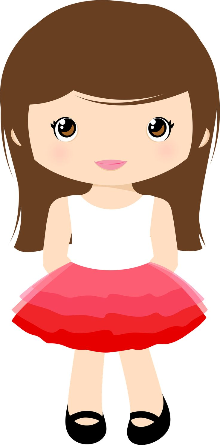 Clipart for girls graphic black and white download Free Girl Clip Art 2018, Download Free Clip Art, Free Clip Art on ... graphic black and white download