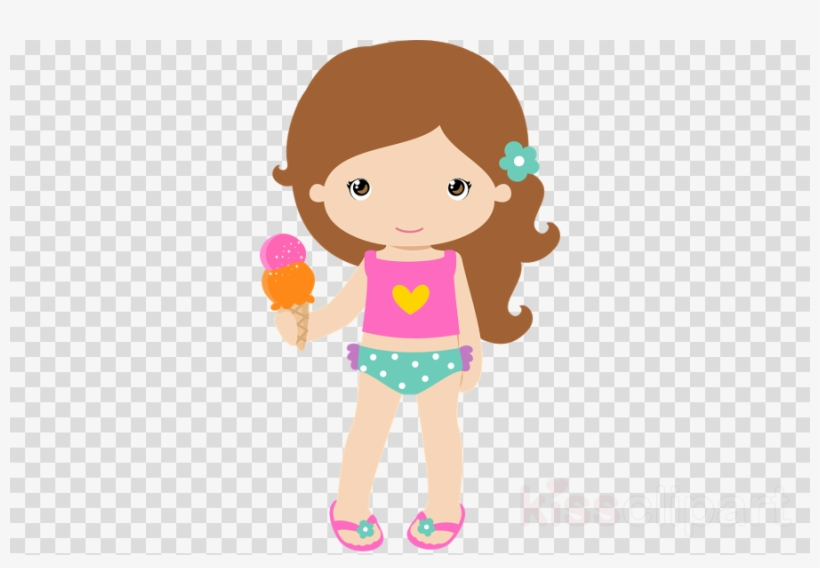 Clipart for girls weekend trip on a beach clip art transparent download Girl Png Clipart, png collections at sccpre.cat clip art transparent download