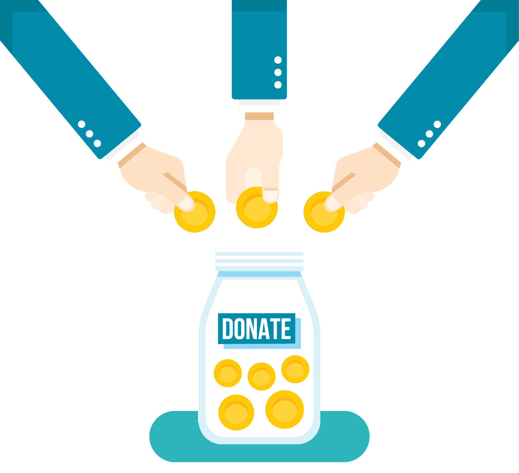 Giving money clipart image transparent stock Charity Reports, Reviews and Resources image transparent stock