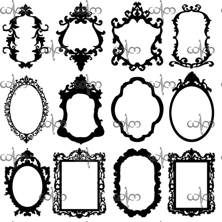 Clipart for graphic designers png library download 17 Best ideas about Victorian Frame on Pinterest | Framed tattoo ... png library download