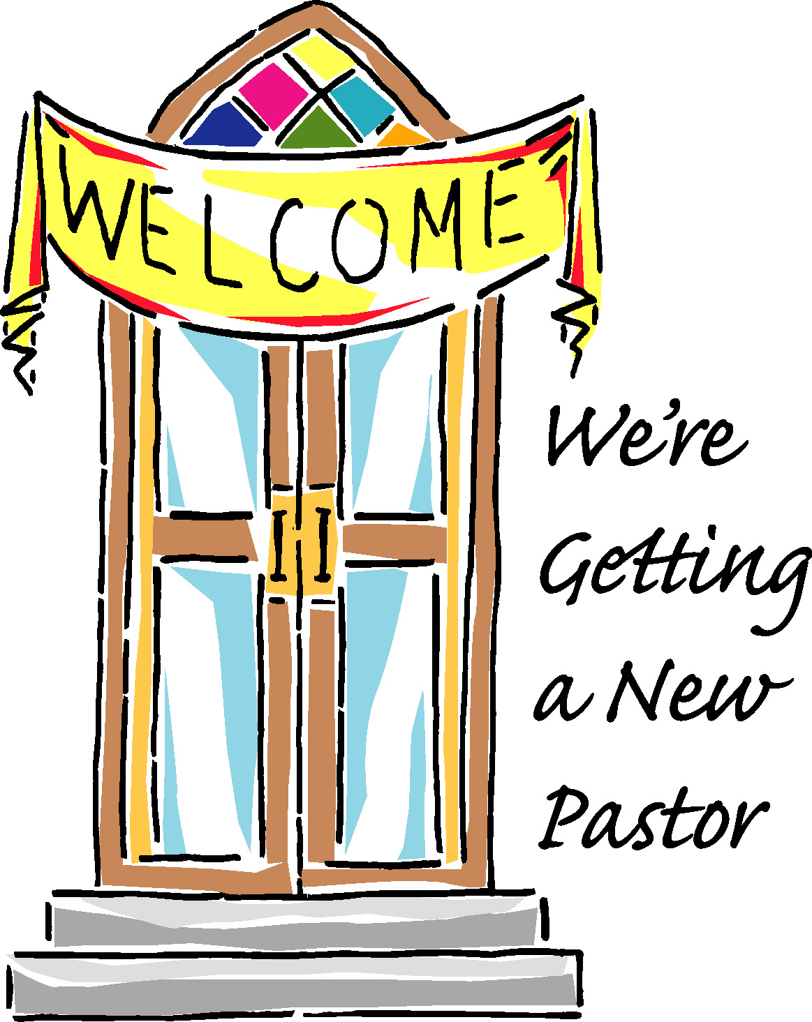 Clipart for greet your neighbor at church vector freeuse library Pastoral Clipart | Free download best Pastoral Clipart on ClipArtMag.com vector freeuse library