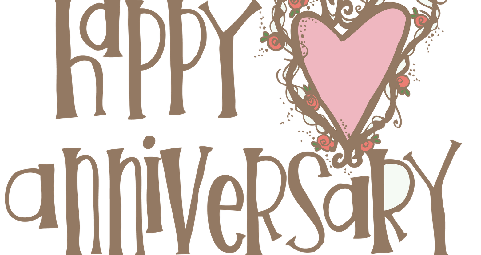 Clipart for happy anniversary clipart library stock Free Clipart Happy Anniversary - clipart clipart library stock