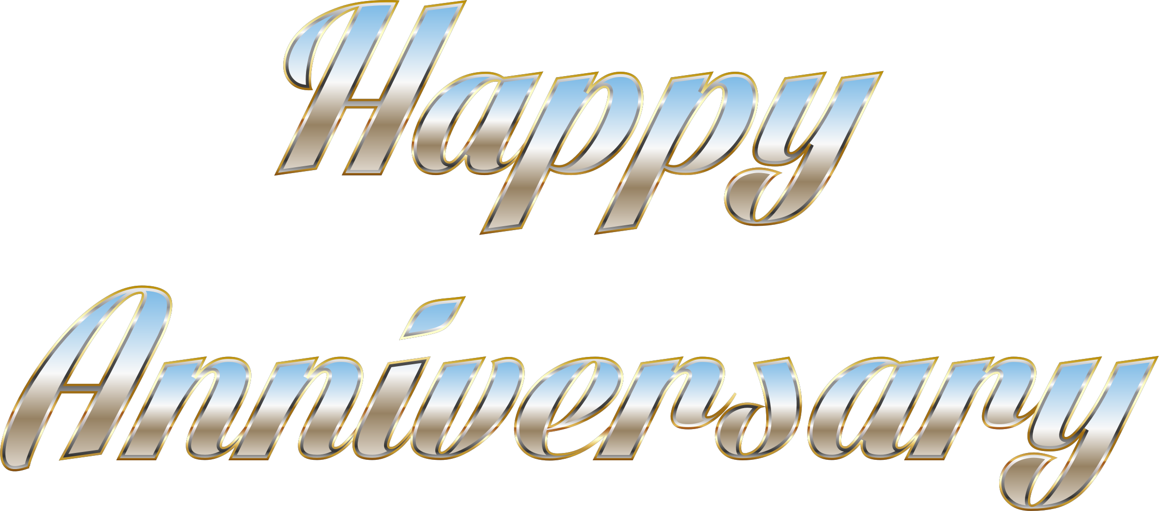 Happy anniversary clipart images banner free stock 28+ Collection of Happy Anniversary Clipart Png | High quality, free ... banner free stock
