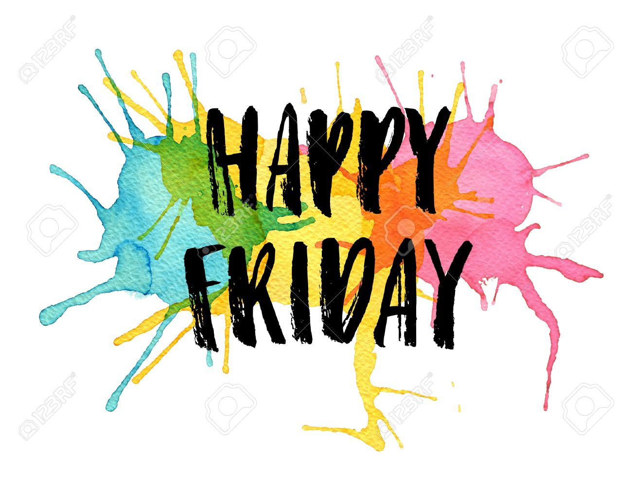 Friday clipart pictures image transparent stock Free clipart happy friday 8 » Clipart Station image transparent stock