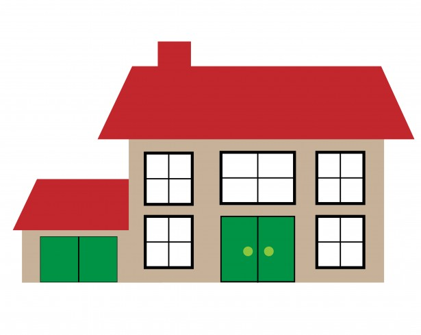 Clipart for house clipart stock House Illustration Clipart Free Stock Photo - Public Domain Pictures clipart stock