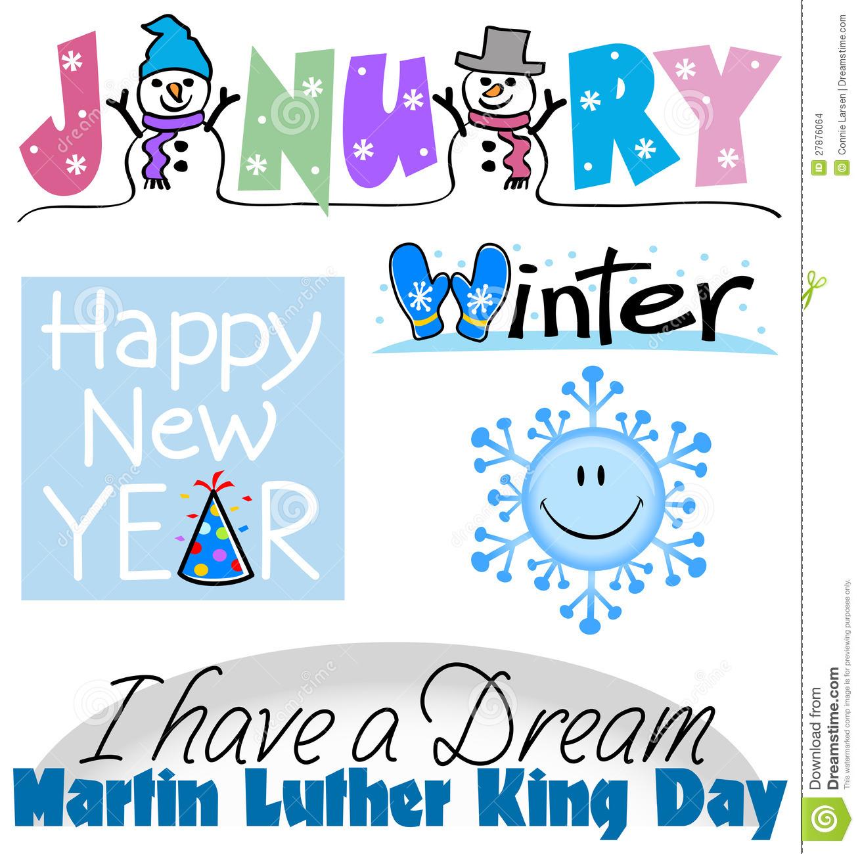 Clipart for january 2016 banner transparent January snowman calendar clipart - ClipartFest banner transparent