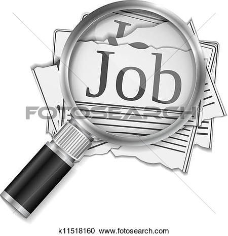 Of concept k clip. Clipart for job search