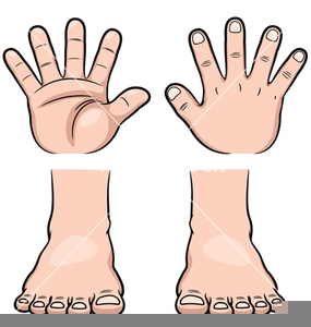 Clipart hands feet jpg transparent download Keep Your Hands And Feet To Yourself Clipart | Free Images at Clker ... jpg transparent download