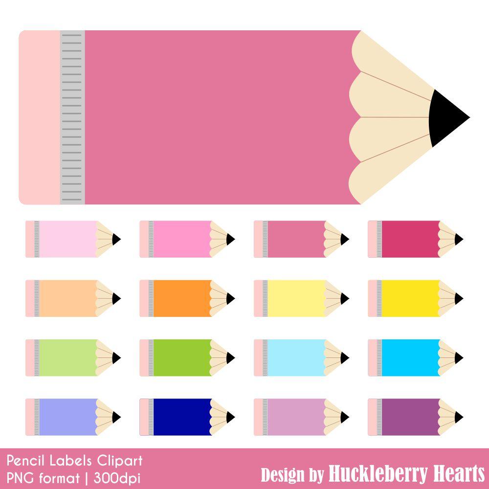 Clipart for labels clip art transparent library Pencil Label Clipart clip art transparent library