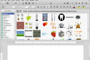 Libreoffice clipart gallery download graphic freeuse library Libreoffice clipart 3 » Clipart Station graphic freeuse library