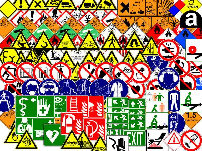 Libreoffice clipart gallery download freeuse download Clipart gallery of danger signs — LibreOffice Extensions and ... freeuse download