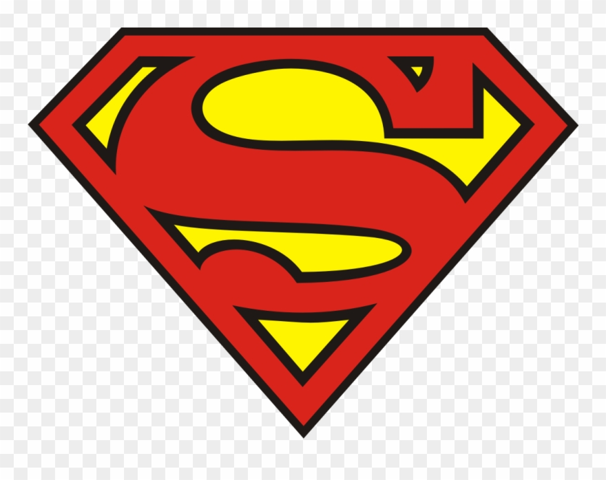 Clipart for logo graphic free Superman Clipart, Logo Superman, Superhero Clipart, - Vector ... graphic free