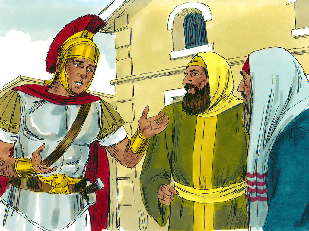 Clipart for luke 7 1 10 transparent library FreeBibleimages :: Jesus heals a Centurion\'s servant :: Jesus heals ... transparent library