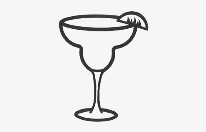 Clipart for margarita glasses
