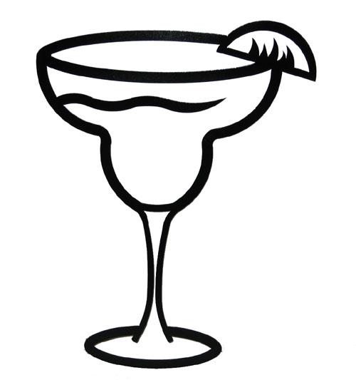 Clipart for margarita glasses jpg free download Margarita Glass Clip Art & Look At Clip Art Images - ClipartLook jpg free download