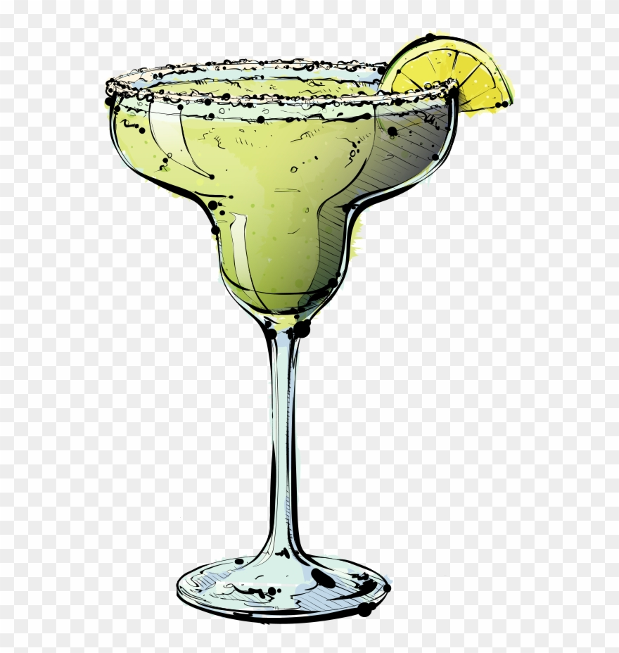 Clipart for margarita glasses picture free library Margarita Glasses Clipart (#2940123) - PinClipart picture free library