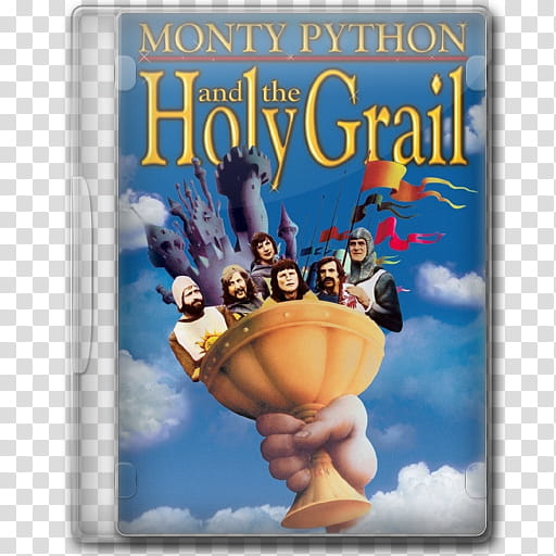 Clipart for miniscule image black and white The BIG Movie Icon Collection M, Monty Python and the Holy Grail ... image black and white