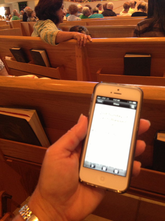 Clipart for no cell phones in church service