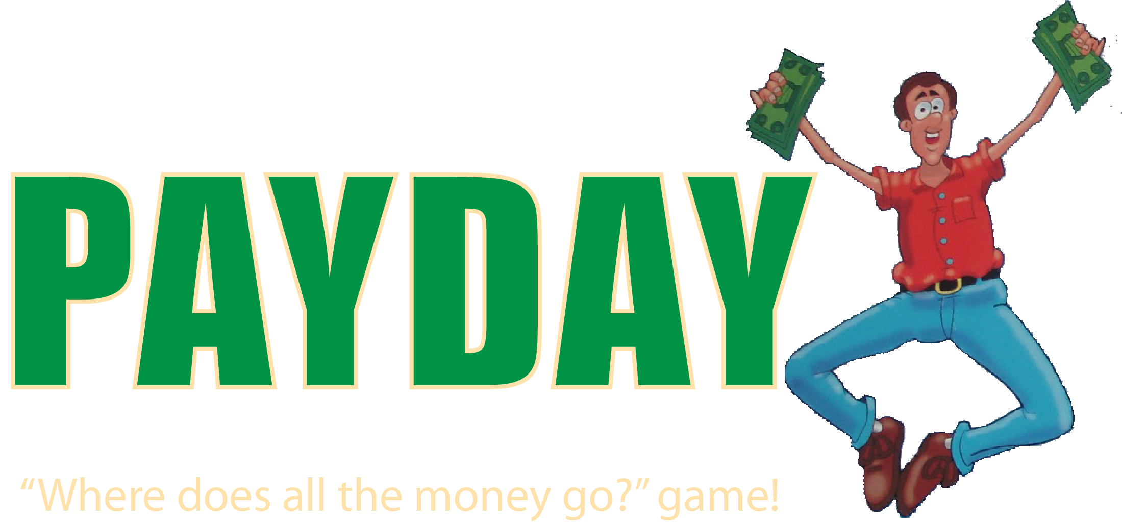 Clipart for play money png library library HASBRO'S PAYDAY png library library
