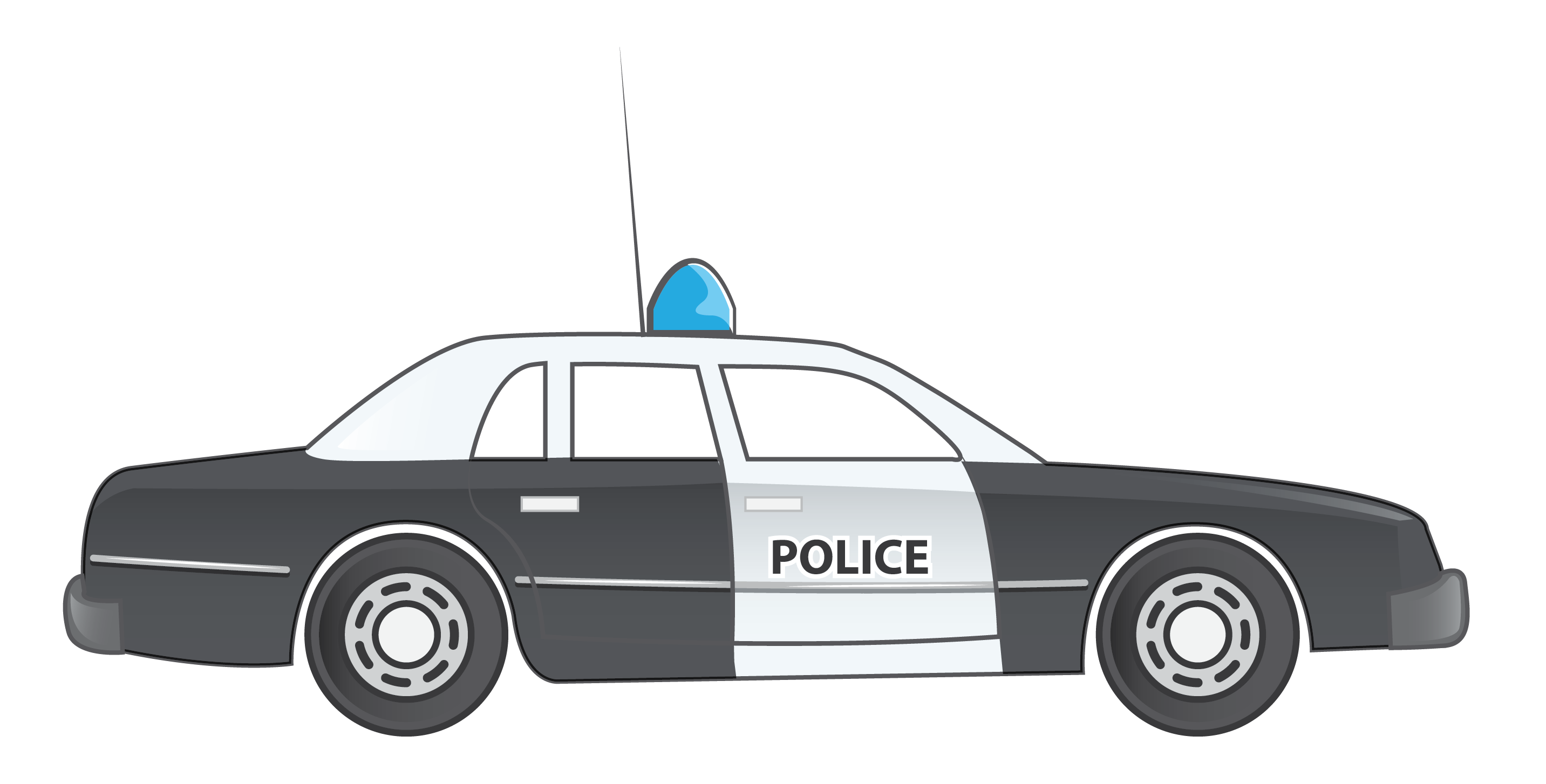 Clipart for police car free Police Car Clipart Png | Letters Format free