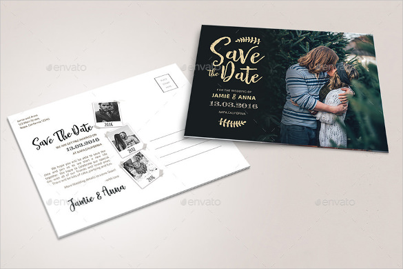 Clipart for powerpoint for save the date template svg free Save The Date Postcard Template – 25+ Free PSD, Vector EPS, AI ... svg free