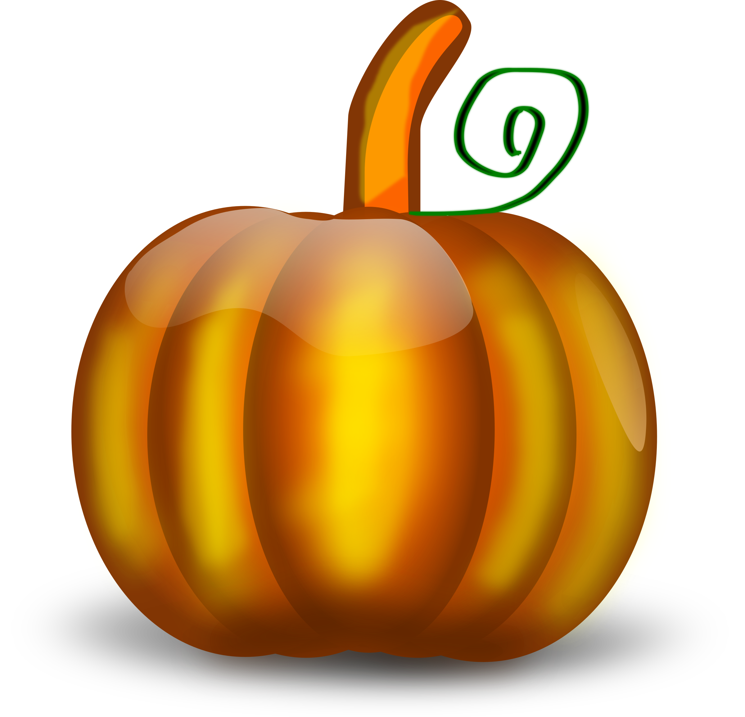 Clipart of a pumpkin jpg freeuse download Clipart - Pumpkin jpg freeuse download