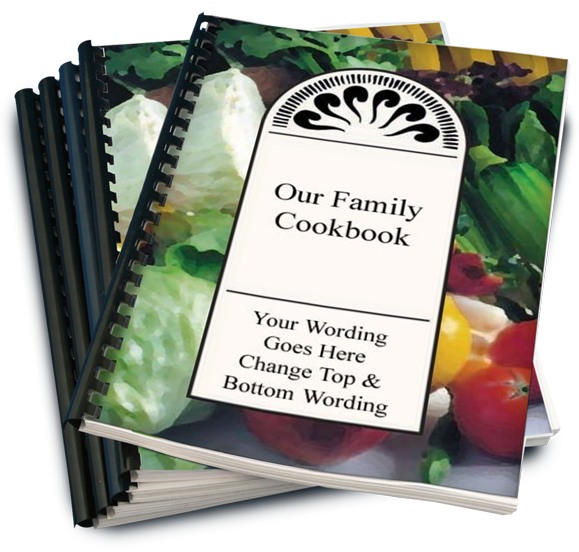 Clipart recipe book graphic royalty free download Cookbook Software Features - CookbookGirl.com graphic royalty free download