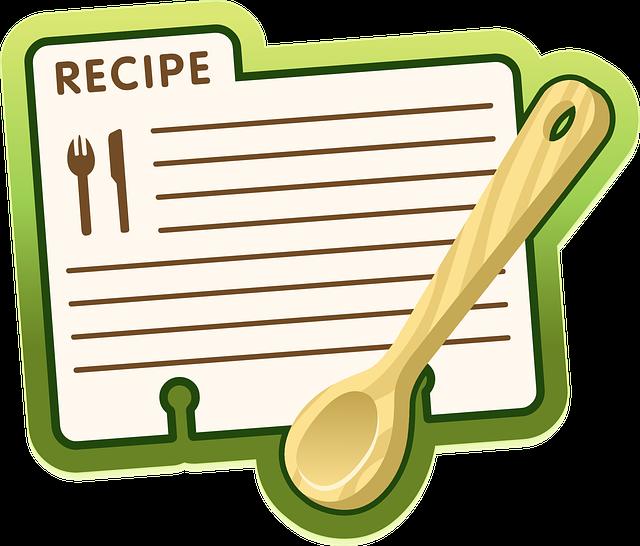 Clipart for recipe book for kids svg freeuse download Recipe Swap – Kansas Cookbook « Liberal Memorial Library svg freeuse download