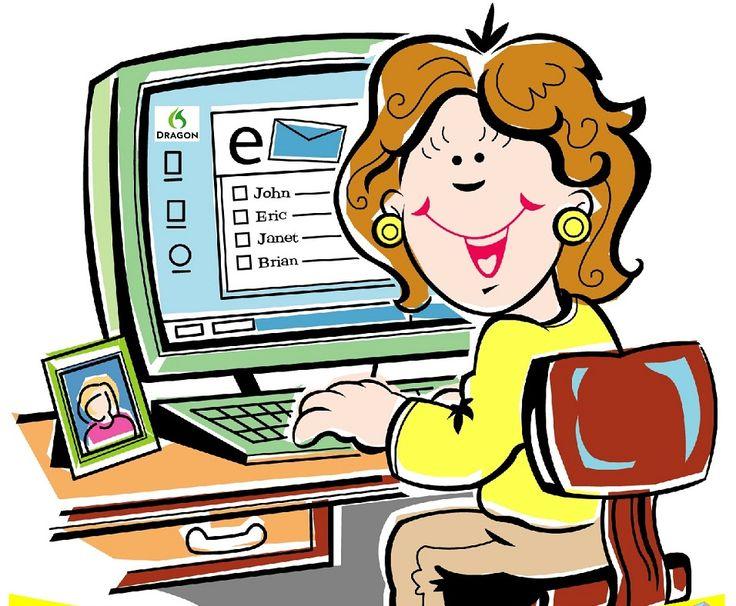 Happy secretary clipart graphic library stock Secretary Clipart | Free download best Secretary Clipart on ... graphic library stock