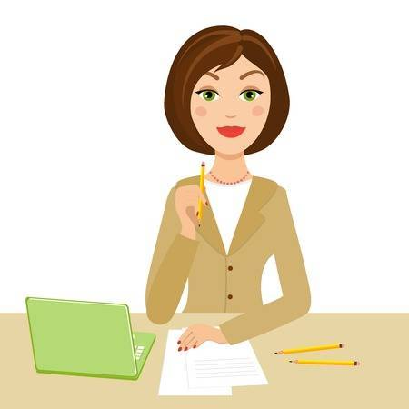Clipart for secretary free library Clipart secretary 2 » Clipart Portal free library